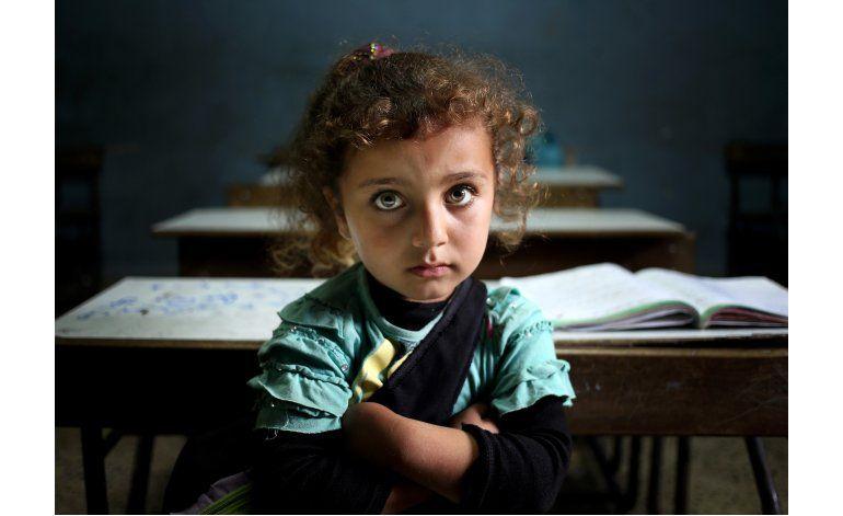 Grupo: el 50% de niños sirios en Líbano no va a la escuela