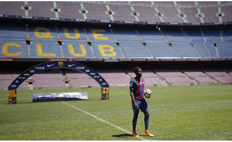 Barcelona renueva contrato con Qatar Airways
