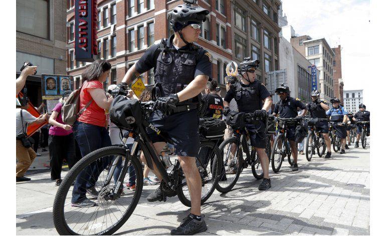 Cleveland usa bicicletas para dar más movilidad a policías