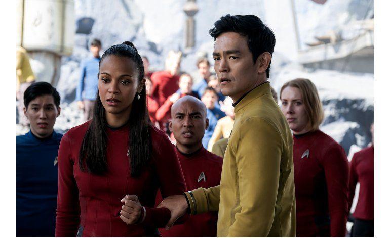 Star Trek Beyond logra orbitar a pesar de la tragedia