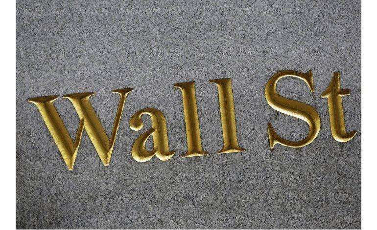 Las acciones cierran mayormente en baja en Wall Street