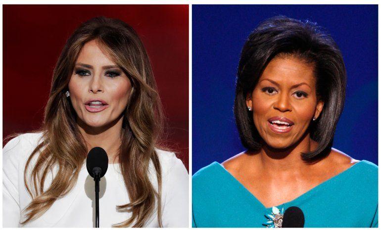 ¿Cómo se escriben discursos como el de Melania Trump?