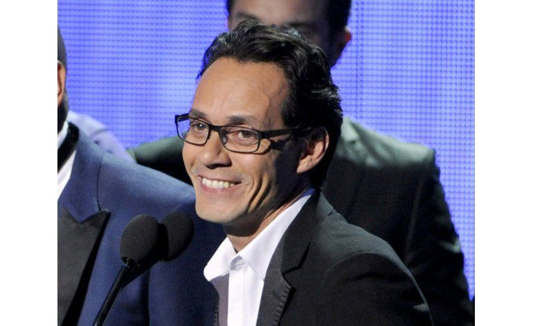 Exclusiva AP: Marc Anthony es la Persona del Año del 2016
