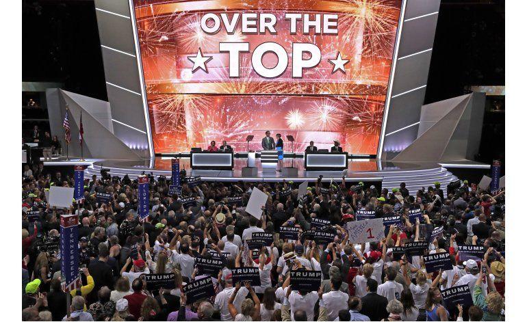Trump  logra nominación republicana tras asombroso ascenso