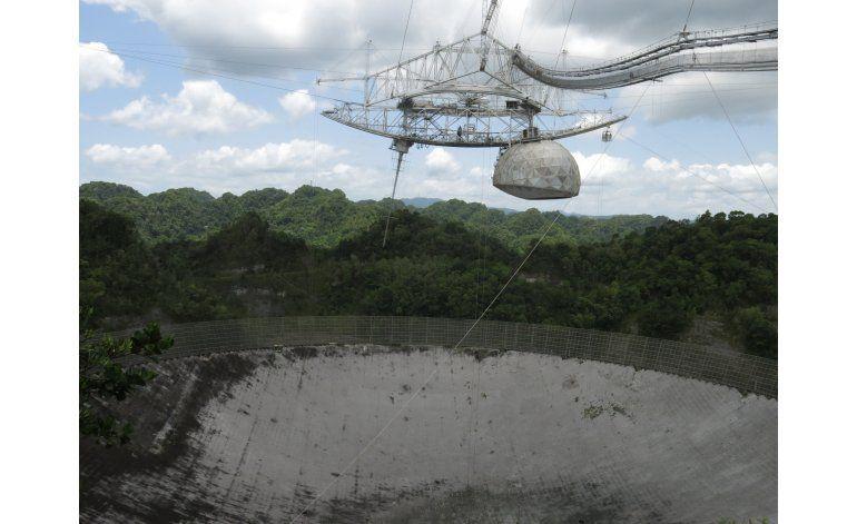 Falta de fondos amenaza al telescopio gigante de Puerto Rico