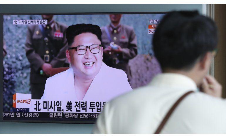 Corea del Norte confirma lanzamiento de cohetes balísticos