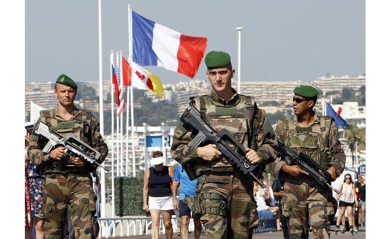 Europol advierte de las amenazas extremistas en Europa