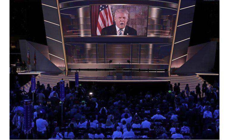 Republicanos tratan de mejorar imagen de Trump