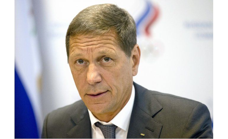 Rusia: Fallo sobre sanción por dopaje podría ser domingo
