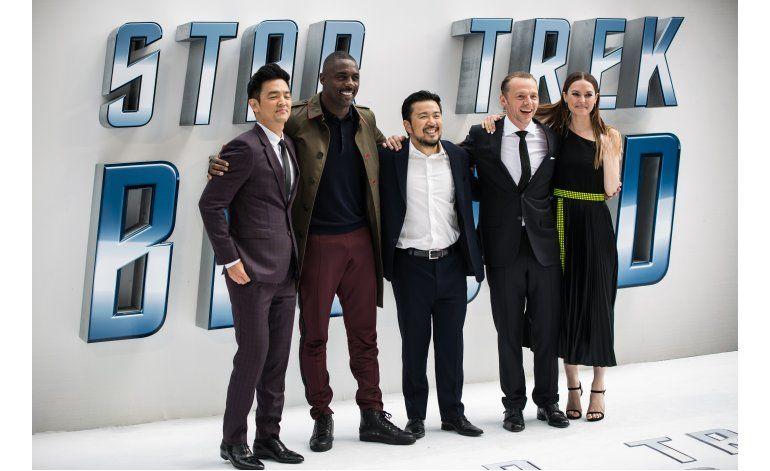 Por qué el esposo de Sulu es asiático en Star Trek