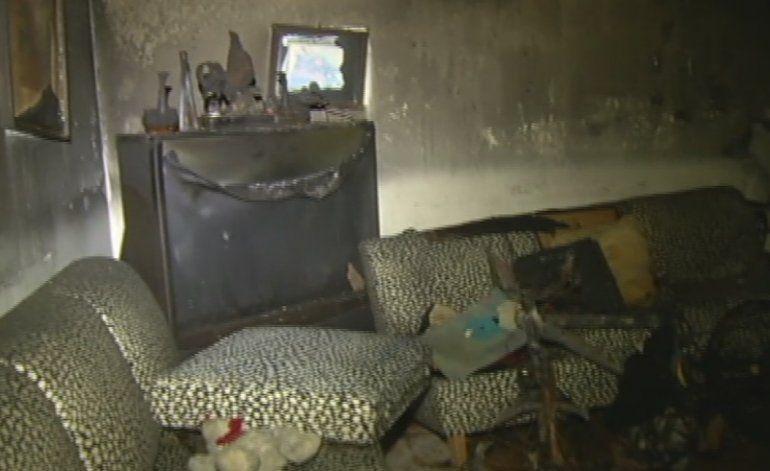 Incendio en Allapatah deja a varias familias hispanas damnificadas