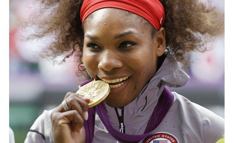 Serena y Djokovic encabezan cuadro del US Open