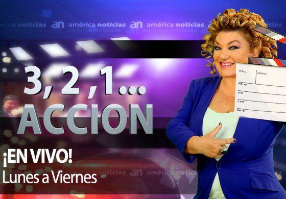 3 2 1 Acción con María Salas