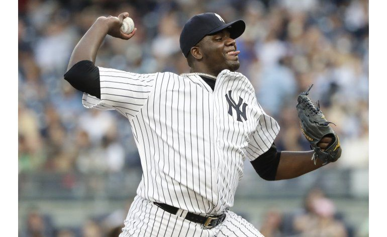 Pineda lanza 6 innings, Yanquis vencen 5-0 a Orioles