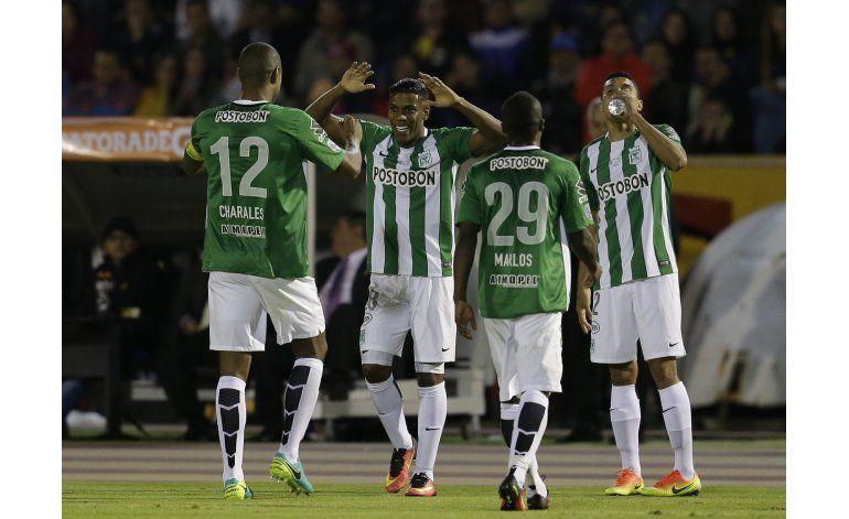 Nacional empató 1-1 con I. del Valle en la primera final