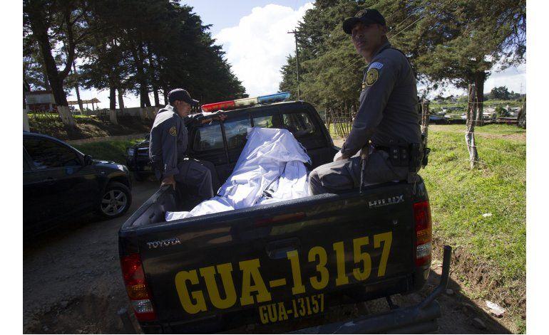 Guatemala: Encuentran armas y granadas tras riña en prisión