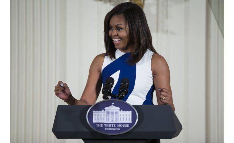 Michelle Obama canta en Carpool Karaoke de James Corden