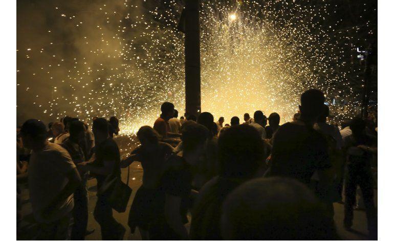 Armenia: 51 heridos en choques con la policía