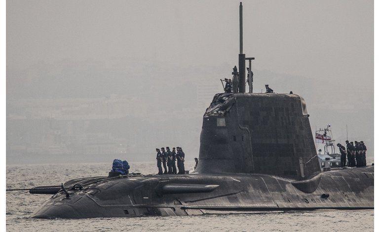 España quiere explicación sobre choque de submarino