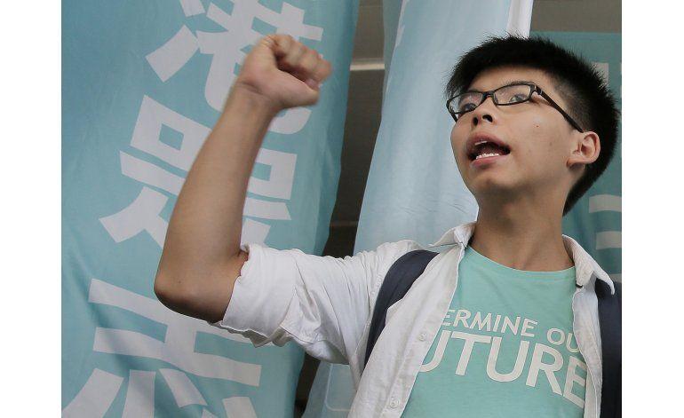 Hong Kong declara culpables a 3 activistas pro democracia