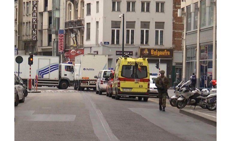 Fuertes medidas de seguridad por feriado en Bélgica