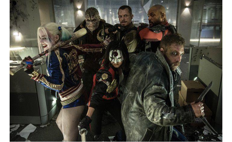 Suicide Squad debuta en realidad virtual en Comic-Con