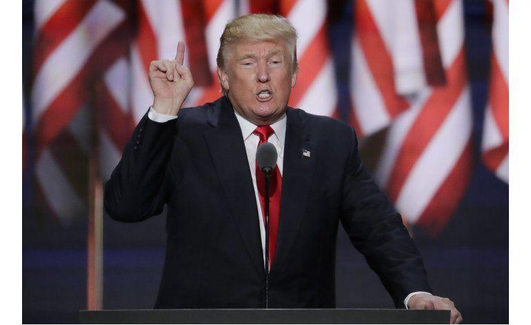 Trump reafirma la importancia del muro fronterizo