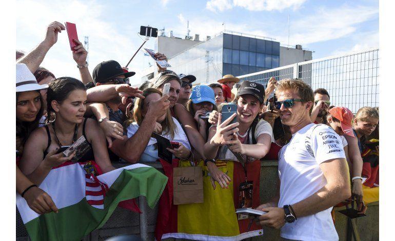 Nico Rosberg amplía hasta 2018 su contrato con Mercedes
