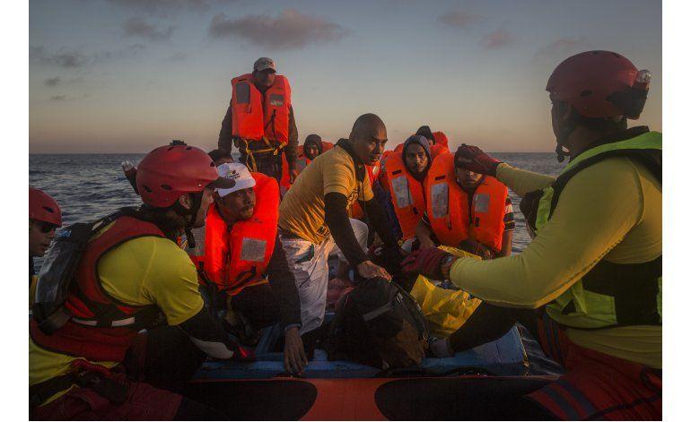 OIM estima al menos 3.000 muertos en el Mediterráneo en 2016