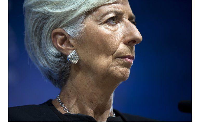 Jefa del FMI Christine Lagarde será enjuiciada en Francia