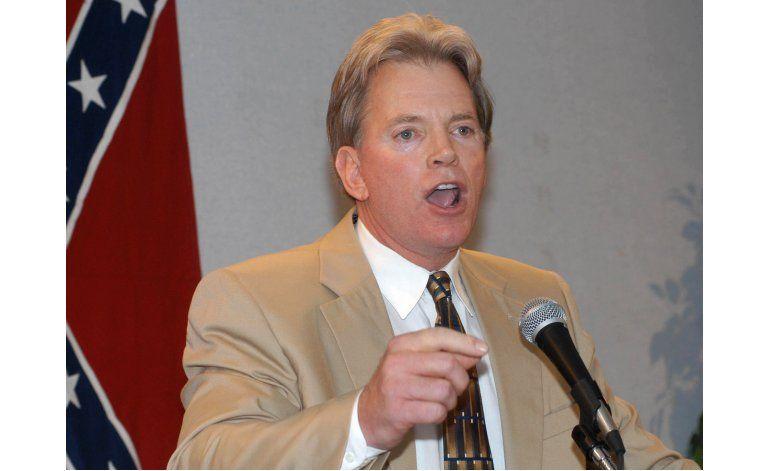Ex líder del Ku Klux Klan se postulará al Senado de EEUU