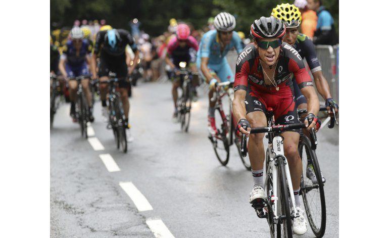 Froome sufre caída, Quintana se mete a zona de podio en Tour