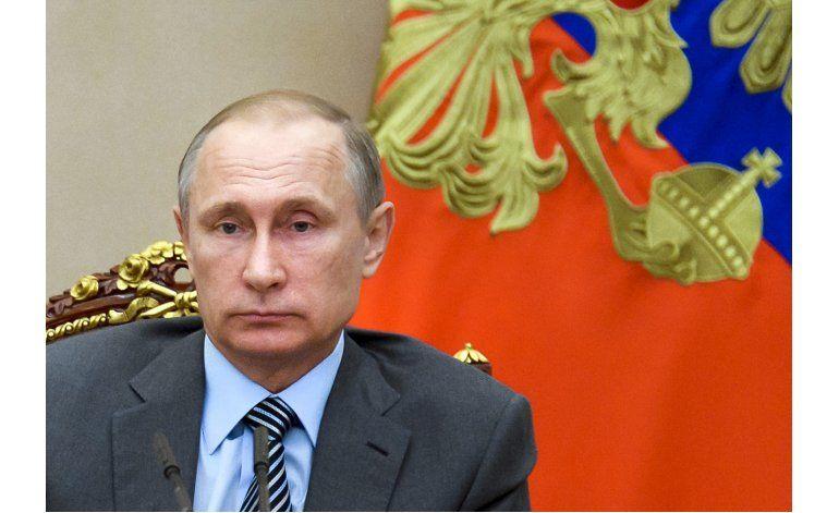 Rusia crea comisión antidopaje tras intervención de Putin