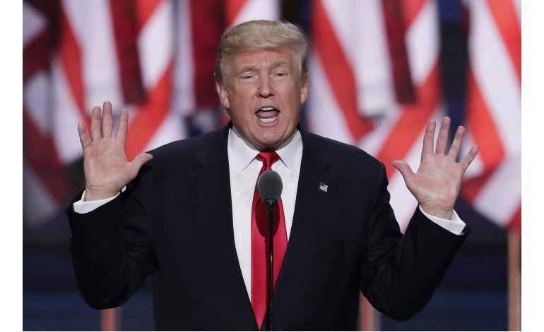 Trump, ahora candidato, vuelve a pelear con Cruz