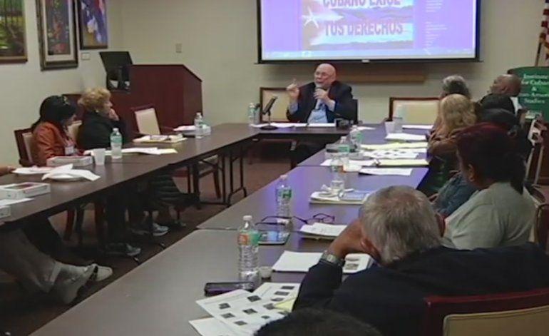 Seminario sobre democracia y  tecnologías de comunicación concluyó este viernes en la Universidad de Miami