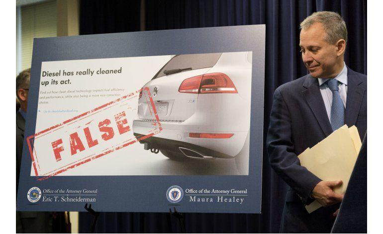 Volkwagen prepara plan para corregir alteración de emisiones
