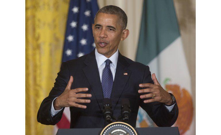 Obama rechaza que EEUU esté en crisis, cono dice Trump