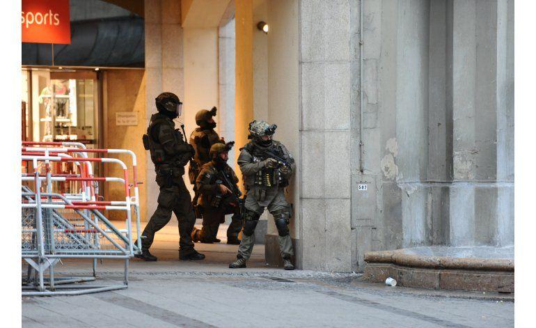 Múnich: Policía identifica al atacante