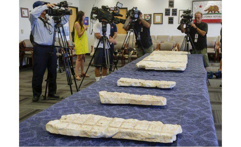 EEUU devuelve a Guatemala objetos mayas saqueados
