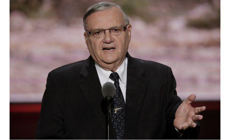 Juez en Arizona escucha con escepticismo a abogado de Arpaio