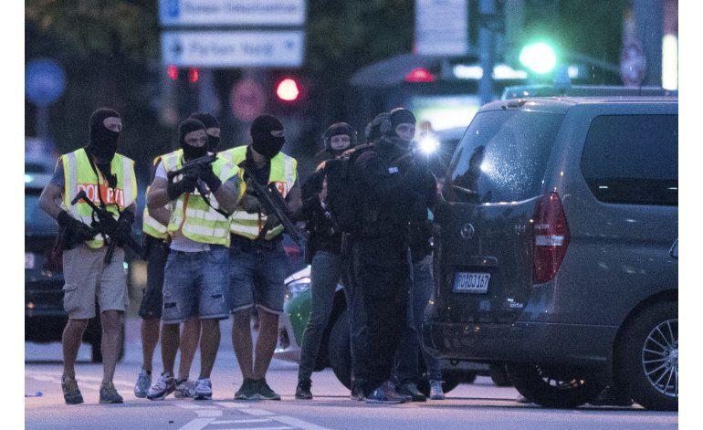 Agresor de Múnich estaba obsesionado con tiroteos masivos