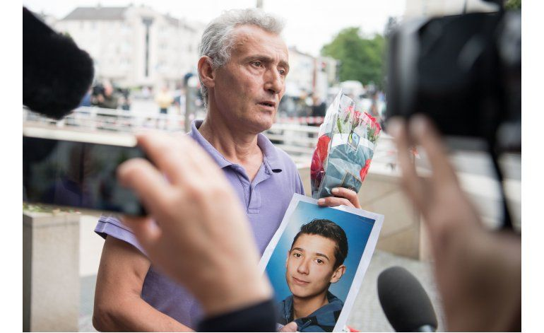 LO ULTIMO: Agresor de Múnich estaba interesado en tiroteos