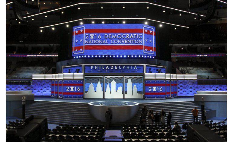 Reto para Clinton: los suburbios de Filadelfia