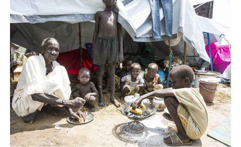 Sudán del Sur: oposición armada remplaza a vicepresidente