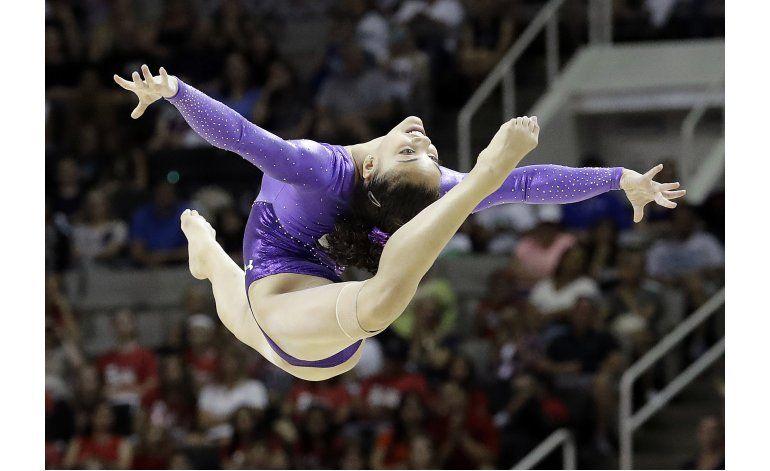 Laurie Hernández, gimnasta llamada a causar sensación en Río