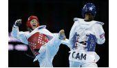 Taekwondoín mexicana Espinoza busca su segundo oro en Río