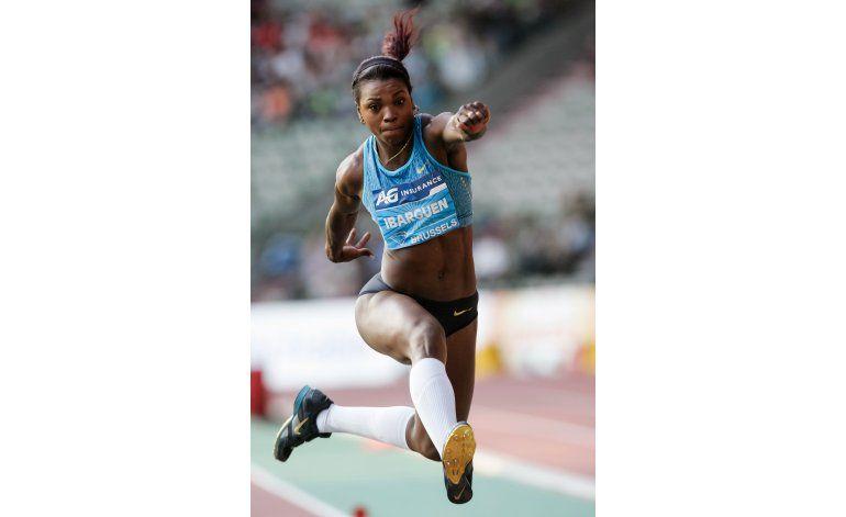 Ibargüen pierde invicto pero gana confianza hacia Río 2016