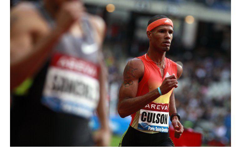 Culson quiere darle a Puerto Rico su primera medalla de oro