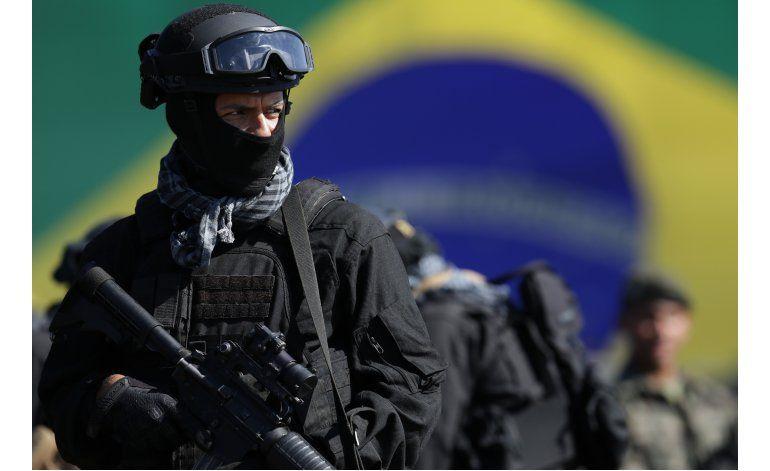 Otro arrestado en Brasil por complot para atacar en Río 2016