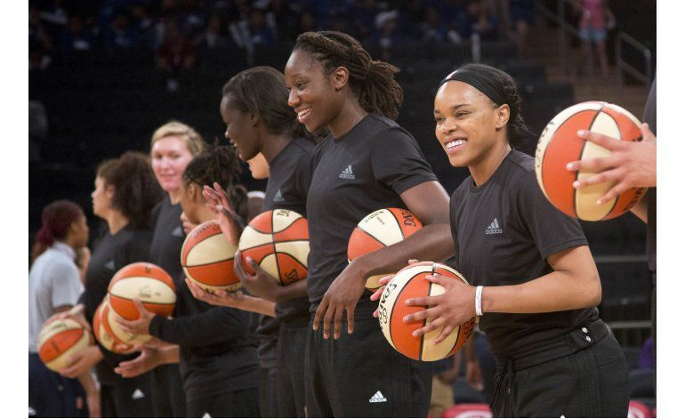 WNBA retira multa a jugadoras que protestaron